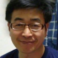 Gebruikersprofiel Sang-Yong