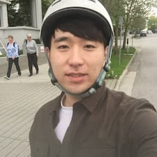 Profil utilisateur de Kyubin