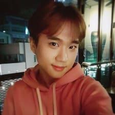 Perfil do utilizador de 아진