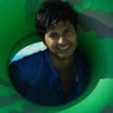 Rituraj felhasználói profilja