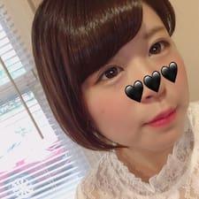 Perfil do utilizador de Asako
