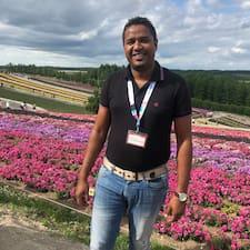 Arvind User Profile