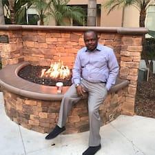 Oluseyi User Profile
