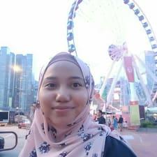 Khodijah Mohamed User Profile