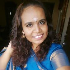 Profil utilisateur de Teshanthy