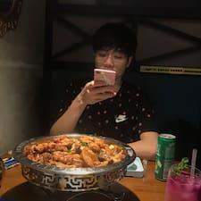 Jiongrui felhasználói profilja