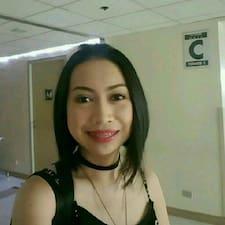 Glaiza Marie User Profile
