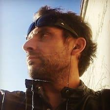Lapierre felhasználói profilja