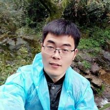 Användarprofil för 李小帅