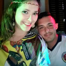 Profil utilisateur de Karolina & Diego