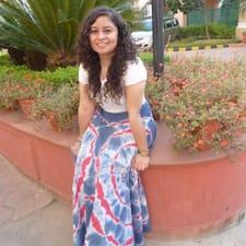 Användarprofil för Sonali