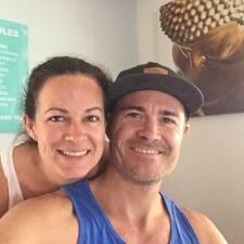 Chris & Sharon Brugerprofil