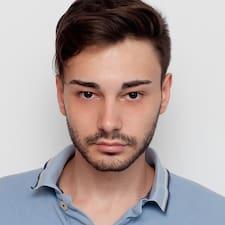 Henkilön Alessio Bartolomeo käyttäjäprofiili