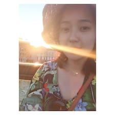 莹璐 User Profile