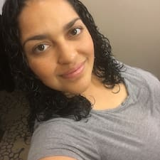 Jasmine felhasználói profilja