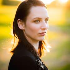 Zarah - Uživatelský profil