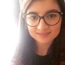 Zainab - Uživatelský profil