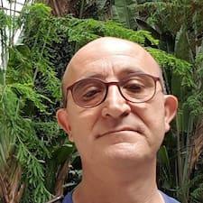 Gebruikersprofiel Mauro Luigi