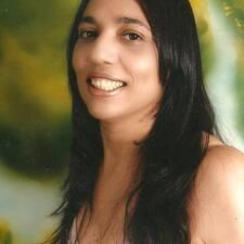 Profil utilisateur de Regina Celia