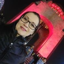 Profil utilisateur de Sandra Patricia