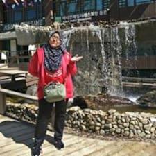 Profil utilisateur de Noor Syuhada