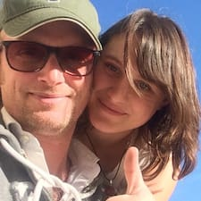 Användarprofil för François & Diane