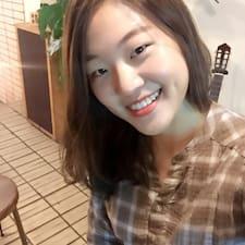 Gebruikersprofiel Eunhye