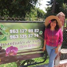 Mirna Beatriz - Uživatelský profil