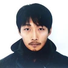 Jungwooさんのプロフィール
