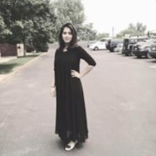 Mahnoor User Profile
