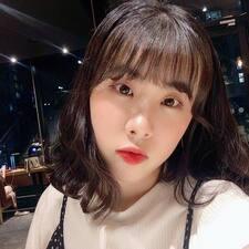Perfil do usuário de 하나