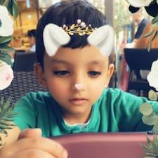 Falah User Profile