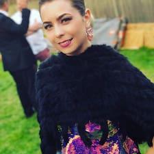 Profil Pengguna Andreea Mirabela