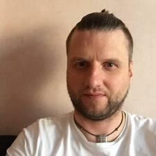 Ugnius User Profile