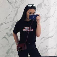 Dalina User Profile