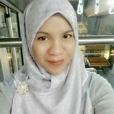 Nutzerprofil von Siti Safwati
