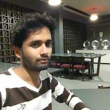 Aaditya felhasználói profilja