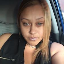 Soraya felhasználói profilja