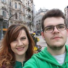 Profil utilisateur de Iulia