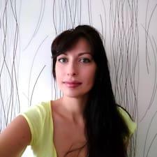 Gebruikersprofiel Natalia