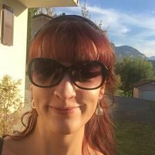 Nutzerprofil von Ariane
