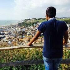 Ashwin felhasználói profilja