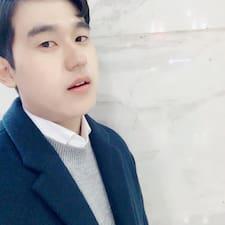 Perfil de usuario de Jeonghun