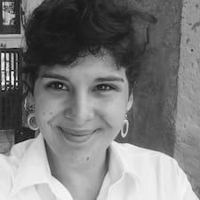 Anna Elisabetta felhasználói profilja
