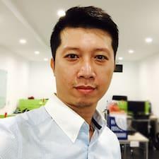Phan - Uživatelský profil