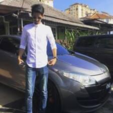 Amir Wafi User Profile