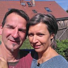 Gebruikersprofiel Gerhard & Peggy