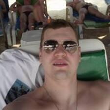 Profil Pengguna Yuriy