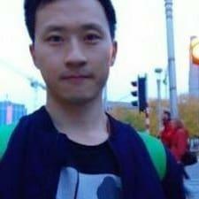 Henkilön Jinshe käyttäjäprofiili