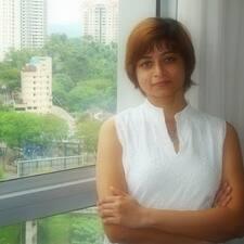 Profil Pengguna Pallavi